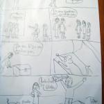 Γράφοντας με Εικόνες στο Μουσείο Ηρακλειδών